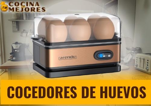 mejores cocedores de huevos