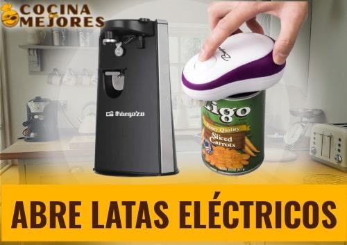 mejor abre latas eléctrico