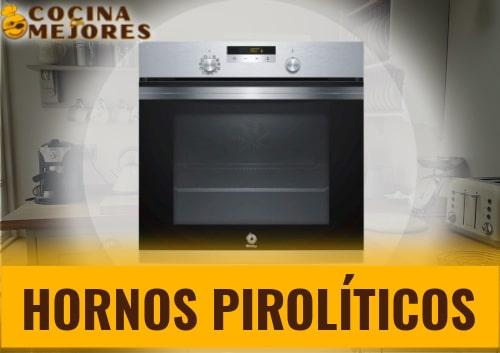 mejor horno pirolítico