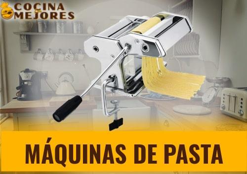 mejor máquina para hacer pasta