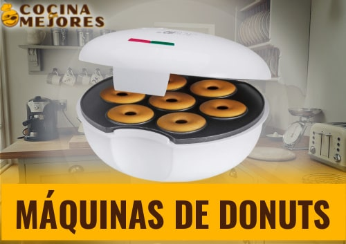 mejor máquina para hacer donuts
