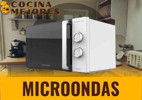 mejores microondas