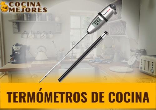 mejor termómetro de cocina