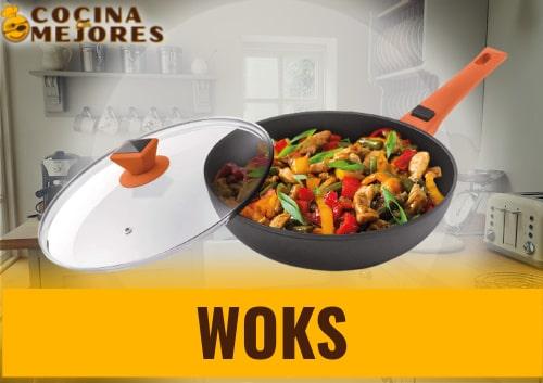 mejor wok